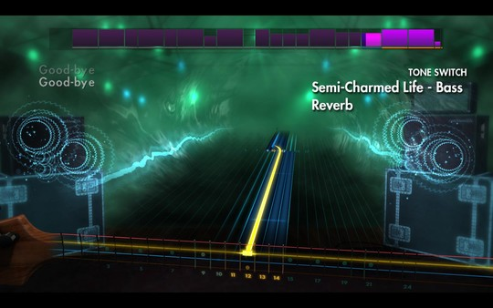 Скриншот №2 к Rocksmith® 2014 Edition – Remastered – Third Eye Blind Song Pack