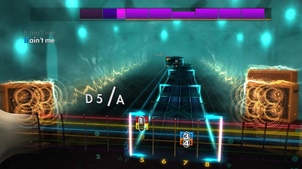 """Скриншот №1 к Rocksmith® 2014 Edition – Remastered – Creedence Clearwater Revival - """"Fortunate Son"""""""