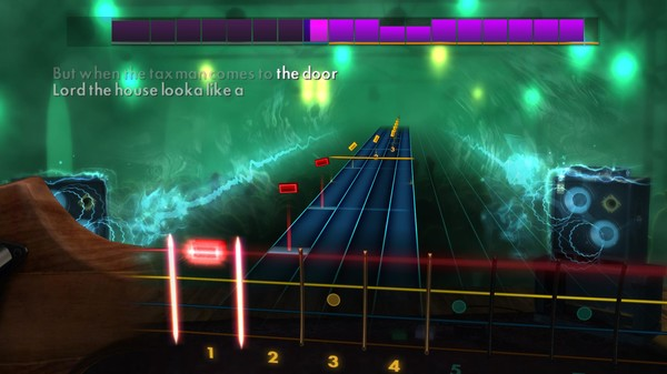 """Скриншот №5 к Rocksmith® 2014 Edition – Remastered – Creedence Clearwater Revival - """"Fortunate Son"""""""