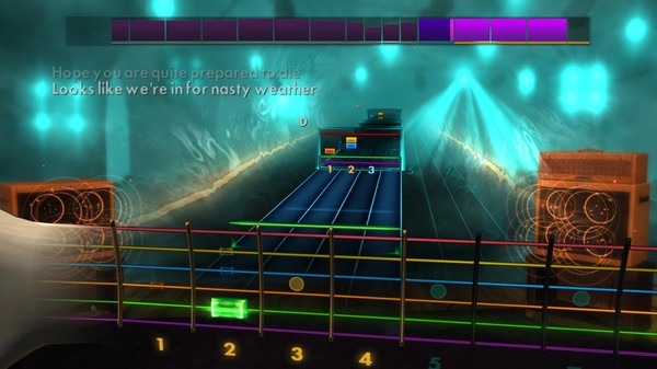Скриншот №2 к Rocksmith® 2014 Edition – Remastered – Creedence Clearwater Revival Song Pack