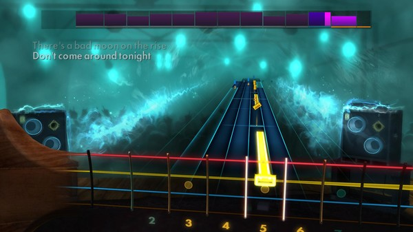 Скриншот №3 к Rocksmith® 2014 Edition – Remastered – Creedence Clearwater Revival Song Pack