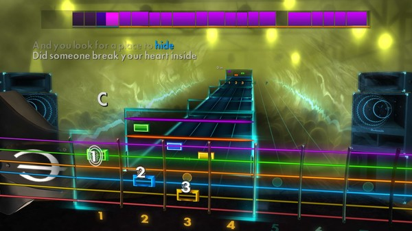 "Скриншот №2 к Rocksmith® 2014 Edition – Remastered – Green Day - ""21 Guns"""
