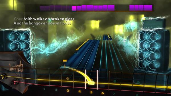 "Скриншот №4 к Rocksmith® 2014 Edition – Remastered – Green Day - ""21 Guns"""