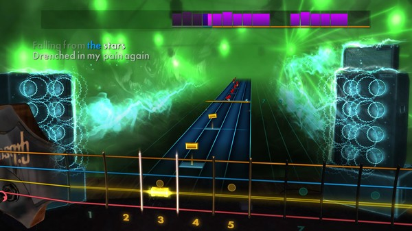 """Скриншот №2 к Rocksmith® 2014 Edition – Remastered – Green Day - """"Wake Me Up When September Ends"""""""