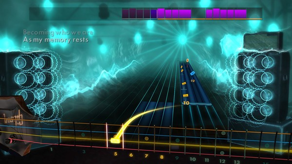 """Скриншот №1 к Rocksmith® 2014 Edition – Remastered – Green Day - """"Wake Me Up When September Ends"""""""