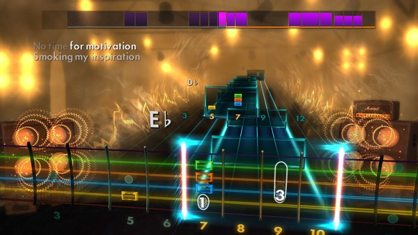 "Скриншот №5 к Rocksmith® 2014 Edition – Remastered – Green Day - ""Longview"""