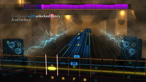 "Скриншот №1 к Rocksmith® 2014 Edition – Remastered – Green Day - ""Longview"""