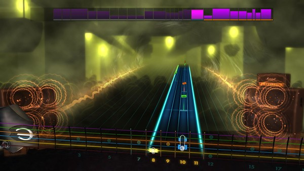 Скриншот №3 к Rocksmith® 2014 Edition – Remastered – Green Day Song Pack II