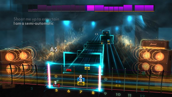 Скриншот №4 к Rocksmith® 2014 Edition – Remastered – Green Day Song Pack II