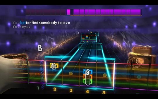 "Скриншот №1 к Rocksmith® 2014 Edition – Remastered – Jefferson Airplane - ""Somebody To Love"""