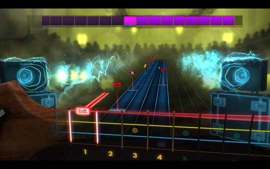"""Скриншот №4 к Rocksmith® 2014 Edition – Remastered – Booker T.  the M.G.s - """"Green Onions"""""""