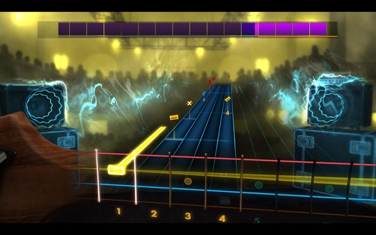 """Скриншот №5 к Rocksmith® 2014 Edition – Remastered – Booker T.  the M.G.s - """"Green Onions"""""""