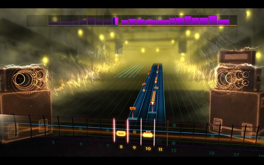 Скриншот №5 к Rocksmith® 2014 Edition – Remastered – 60s Mix Song Pack II