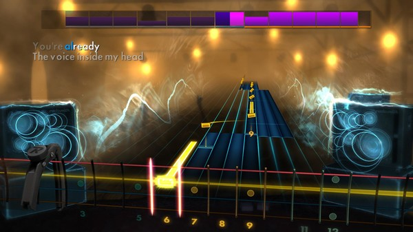 Скриншот №4 к Rocksmith® 2014 Edition  - Remastered – blink-182 - I Miss You
