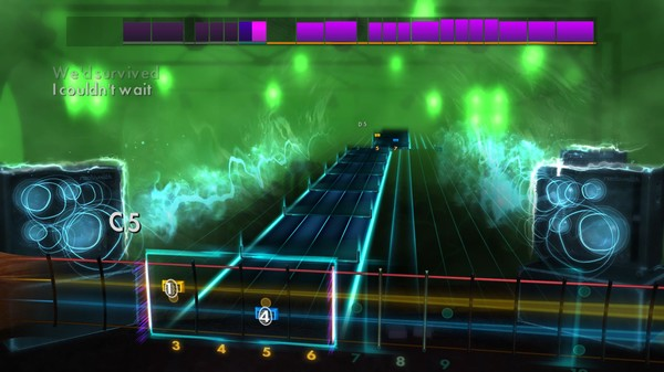 "Скриншот №3 к Rocksmith® 2014 Edition – Remastered – blink-182 - ""Adams Song"""