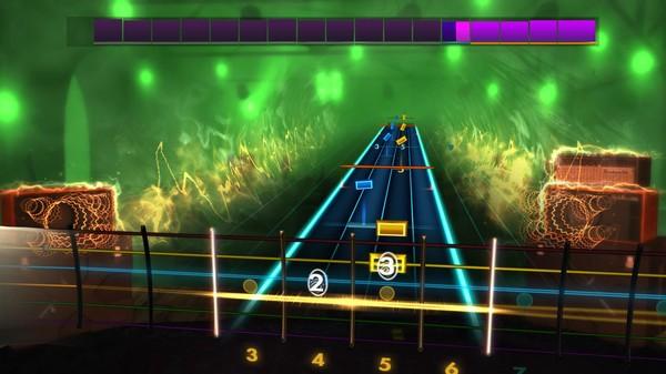 "Скриншот №5 к Rocksmith® 2014 Edition – Remastered – blink-182 - ""Adams Song"""