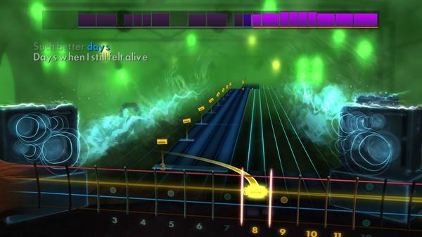 "Скриншот №4 к Rocksmith® 2014 Edition – Remastered – blink-182 - ""Adams Song"""