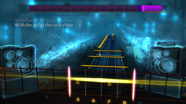 "Скриншот №2 к Rocksmith® 2014 Edition – Remastered – blink-182 - ""The Rock Show"""