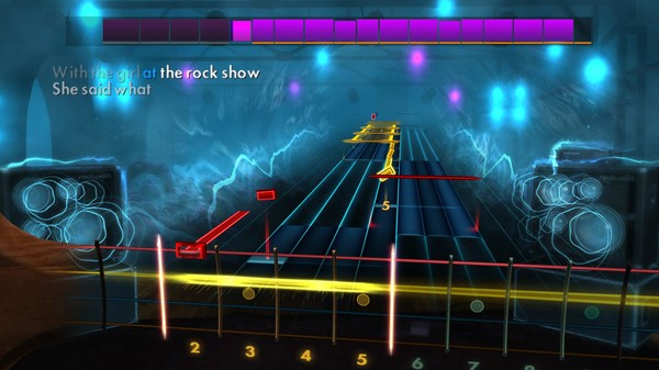 "Скриншот №3 к Rocksmith® 2014 Edition – Remastered – blink-182 - ""The Rock Show"""