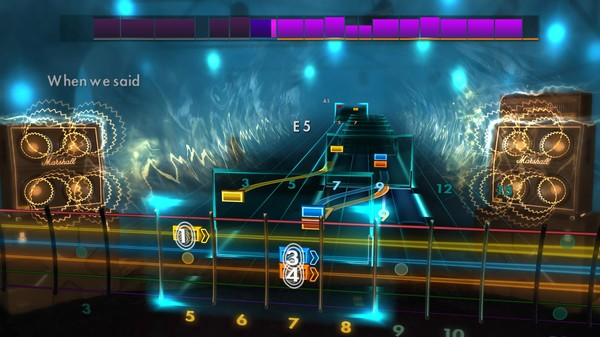 "Скриншот №4 к Rocksmith® 2014 Edition – Remastered – blink-182 - ""The Rock Show"""