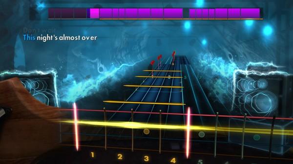 "Скриншот №1 к Rocksmith® 2014 Edition – Remastered – blink-182 - ""First Date"""