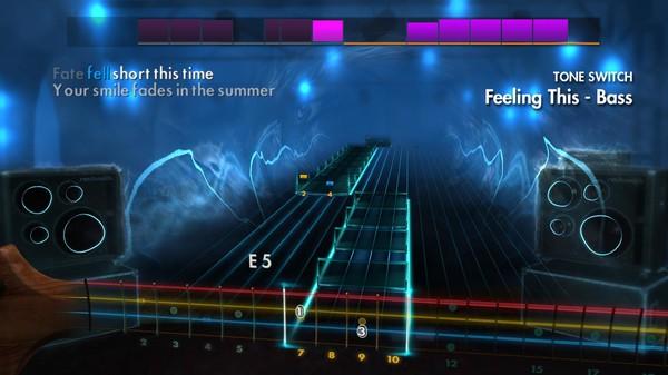 "Скриншот №5 к Rocksmith® 2014 Edition – Remastered – blink-182 - ""Feeling This"""