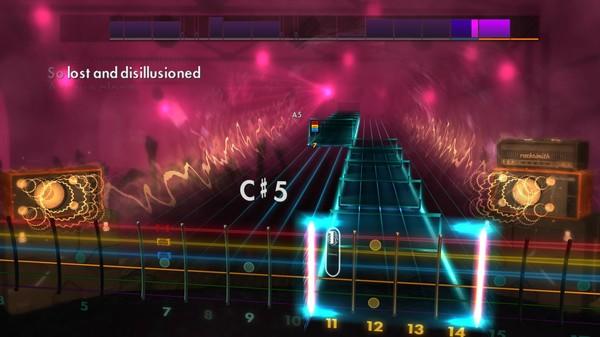 "Скриншот №2 к Rocksmith® 2014 Edition – Remastered – blink-182 - ""Feeling This"""