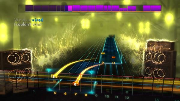 Скриншот №1 к Rocksmith® 2014 Edition – Remastered – blink-182 Song Pack II