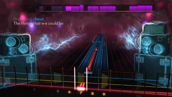 "Скриншот №3 к Rocksmith® 2014 Edition – Remastered – OneRepublic - ""Counting Stars"""