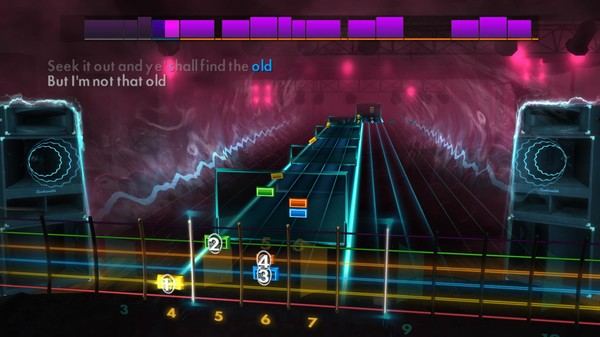 "Скриншот №2 к Rocksmith® 2014 Edition – Remastered – OneRepublic - ""Counting Stars"""