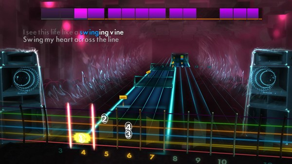 "Скриншот №4 к Rocksmith® 2014 Edition – Remastered – OneRepublic - ""Counting Stars"""
