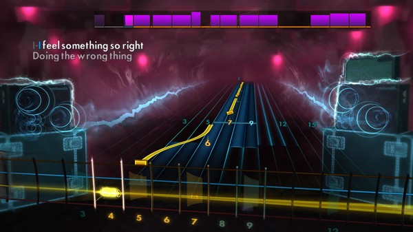 "Скриншот №5 к Rocksmith® 2014 Edition – Remastered – OneRepublic - ""Counting Stars"""