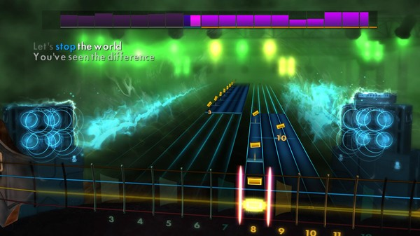 "Скриншот №5 к Rocksmith® 2014 Edition – Remastered – Modern English - ""I Melt With You"""