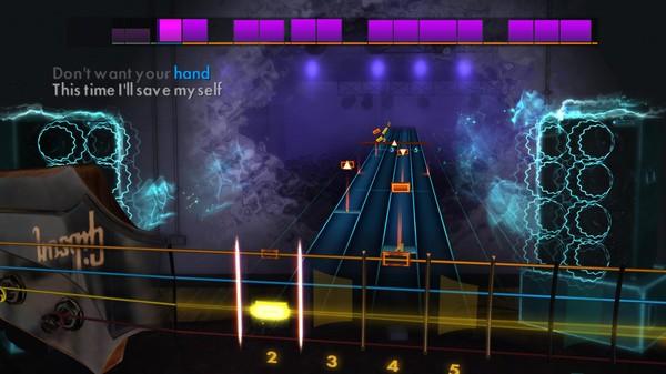 "Скриншот №4 к Rocksmith® 2014 Edition – Remastered – Evanescence - ""Going Under"""