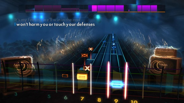 "Скриншот №5 к Rocksmith® 2014 Edition – Remastered – Simple Minds - ""Dont You Forget About Me"""