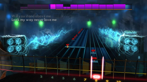 "Скриншот №2 к Rocksmith® 2014 Edition – Remastered – Simple Minds - ""Dont You Forget About Me"""