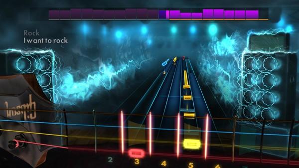"Скриншот №5 к Rocksmith® 2014 Edition – Remastered – Twisted Sister - ""I Wanna Rock"""