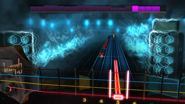 "Скриншот №2 к Rocksmith® 2014 Edition – Remastered – Twisted Sister - ""I Wanna Rock"""