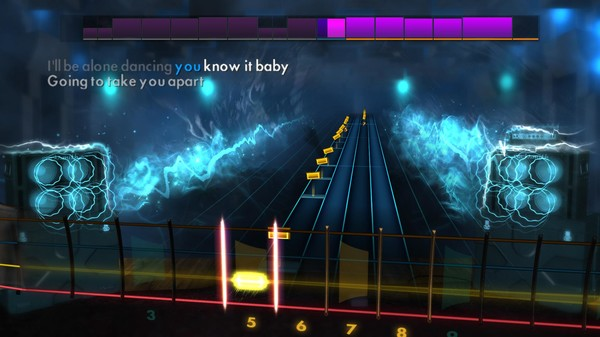 Скриншот №1 к Rocksmith® 2014 Edition – Remastered – 80s Mix Song Pack II