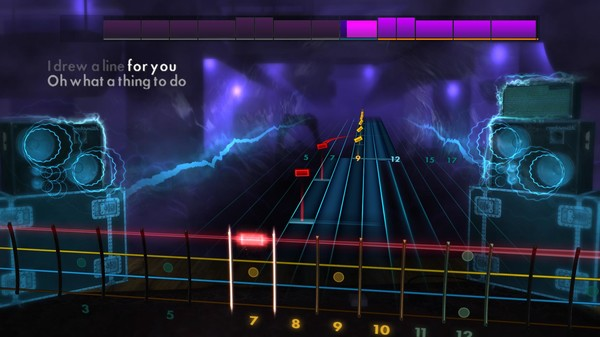 "Скриншот №4 к Rocksmith® 2014 Edition – Remastered – Coldplay - ""Yellow"""