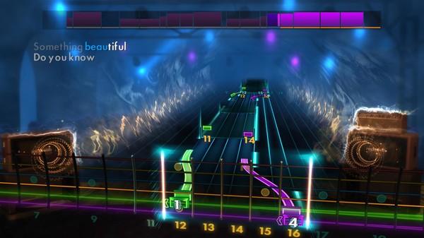 "Скриншот №1 к Rocksmith® 2014 Edition – Remastered – Coldplay - ""Yellow"""
