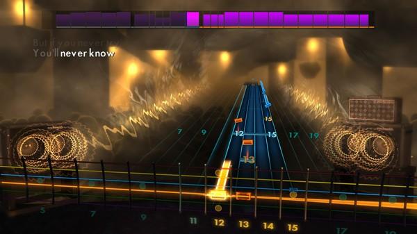 "Скриншот №4 к Rocksmith® 2014 Edition – Remastered – Coldplay - ""Fix You"""