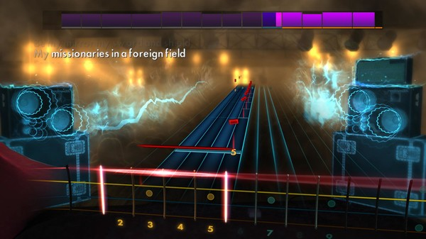 "Скриншот №4 к Rocksmith® 2014 Edition – Remastered – Coldplay - ""Viva La Vida"""