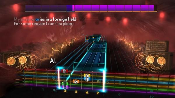 "Скриншот №5 к Rocksmith® 2014 Edition – Remastered – Coldplay - ""Viva La Vida"""