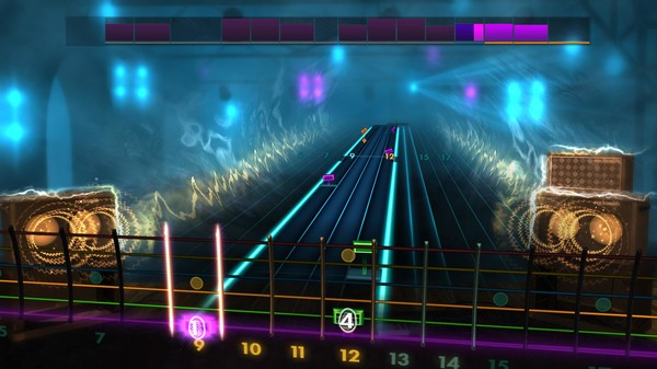 """Скриншот №4 к Rocksmith® 2014 Edition – Remastered – Coldplay - """"In My Place"""""""