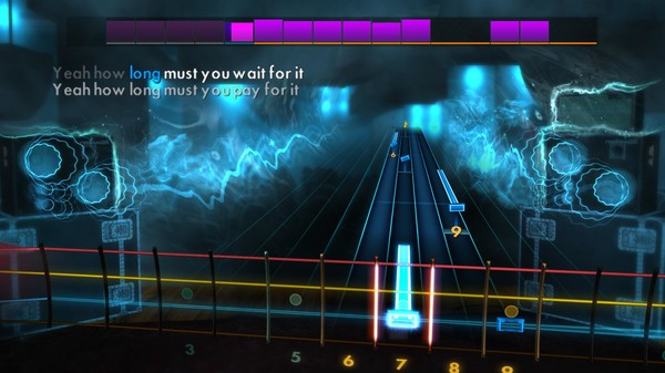 """Скриншот №2 к Rocksmith® 2014 Edition – Remastered – Coldplay - """"In My Place"""""""