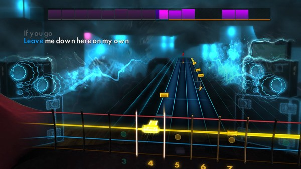 """Скриншот №3 к Rocksmith® 2014 Edition – Remastered – Coldplay - """"In My Place"""""""