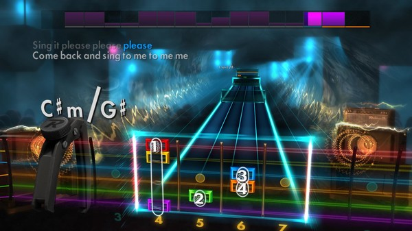 """Скриншот №5 к Rocksmith® 2014 Edition – Remastered – Coldplay - """"In My Place"""""""