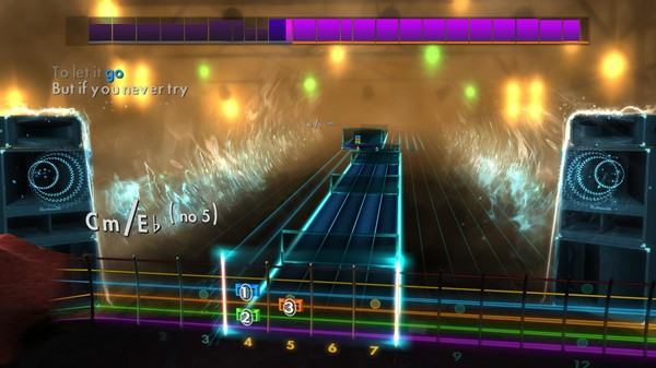 Скриншот №4 к Rocksmith® 2014 Edition – Remastered – Coldplay Song Pack