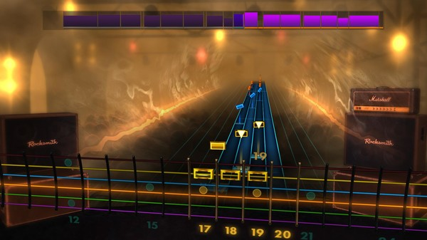 """Скриншот №2 к Rocksmith® 2014 Edition – Remastered – Beastie Boys - """"Fight For Your Right"""""""